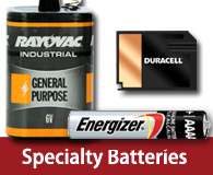 specialty batteries