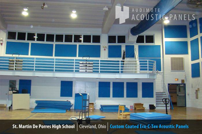 St. Martin De Porres High School 1