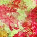 art red floral art