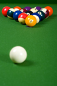 Billiards Cue Ball