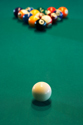 Billiards Take Aim