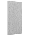 Cerused Cypress Panel