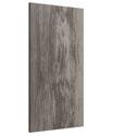 Cerused Poplar Medium Panel