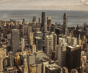 Cityscapes Aerial Chicago