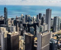 Cityscapes Aerial Chicago Two
