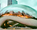 Cityscapes Chicago Cloud Gate