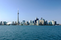 Cityscapes CN Tower
