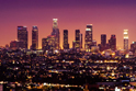 Cityscapes LA Night