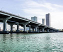 Cityscapes Miami Bridge