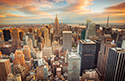 Cityscapes New York Skyline