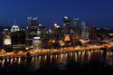 Cityscapes Pittsburgh