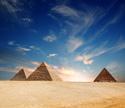 Desert Landscapes Egypt