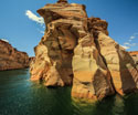 Desert Landscapes Lake Powell