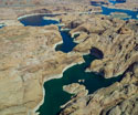 Desert Landscapes Lake Powell Three