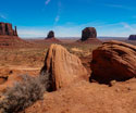 Desert Landscapes Monument Valley Two