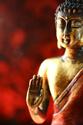 inspire gold buddha