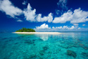 landscape island