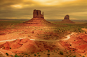 landscape monument valley