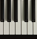 Music Piano Keys