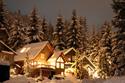 Serene Landscapes Cabins