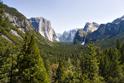 Serene Landscapes Yosemite