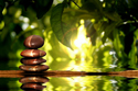 Spa Spiritual Stone Reflect