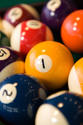 Sports Billiards Pool Balls