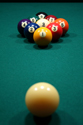 Sports Billiards Pool Break