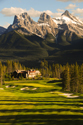 Sports Golf Mountains
