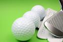Sports Lime Golf Balls