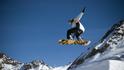 Sports Snow Jump