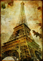 Travel Eiffel Tower Art