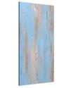 Weathered Blue Peel Panel