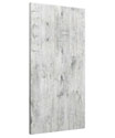 Weathered Whitewash Panel