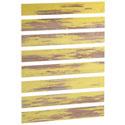 Weathered Yellow Peel