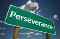 Word Art Perseverance