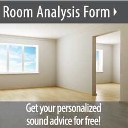 Free Acoustic Room Analysis
