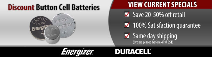 button battery cr2032