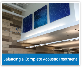 4 Tips for Your Acoustic Room Treatment Design