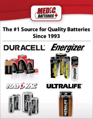 Medic Batteries Affiliate Program
