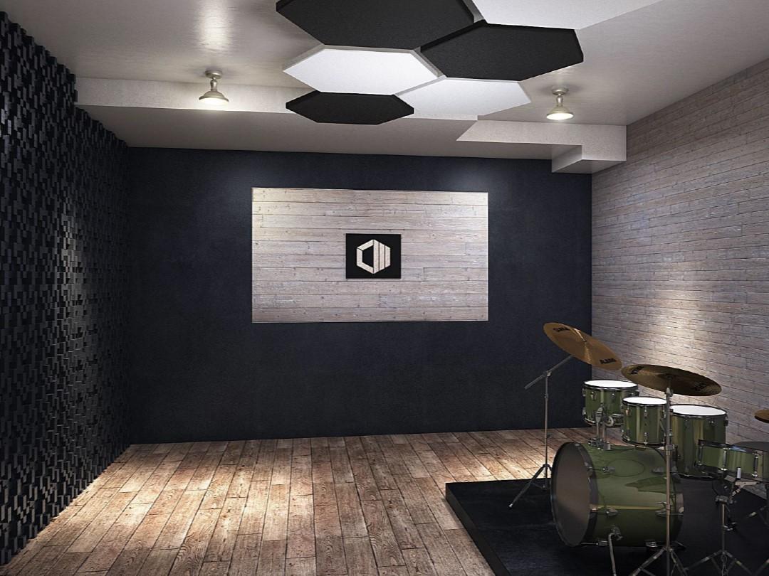 Carter Studio Rendering