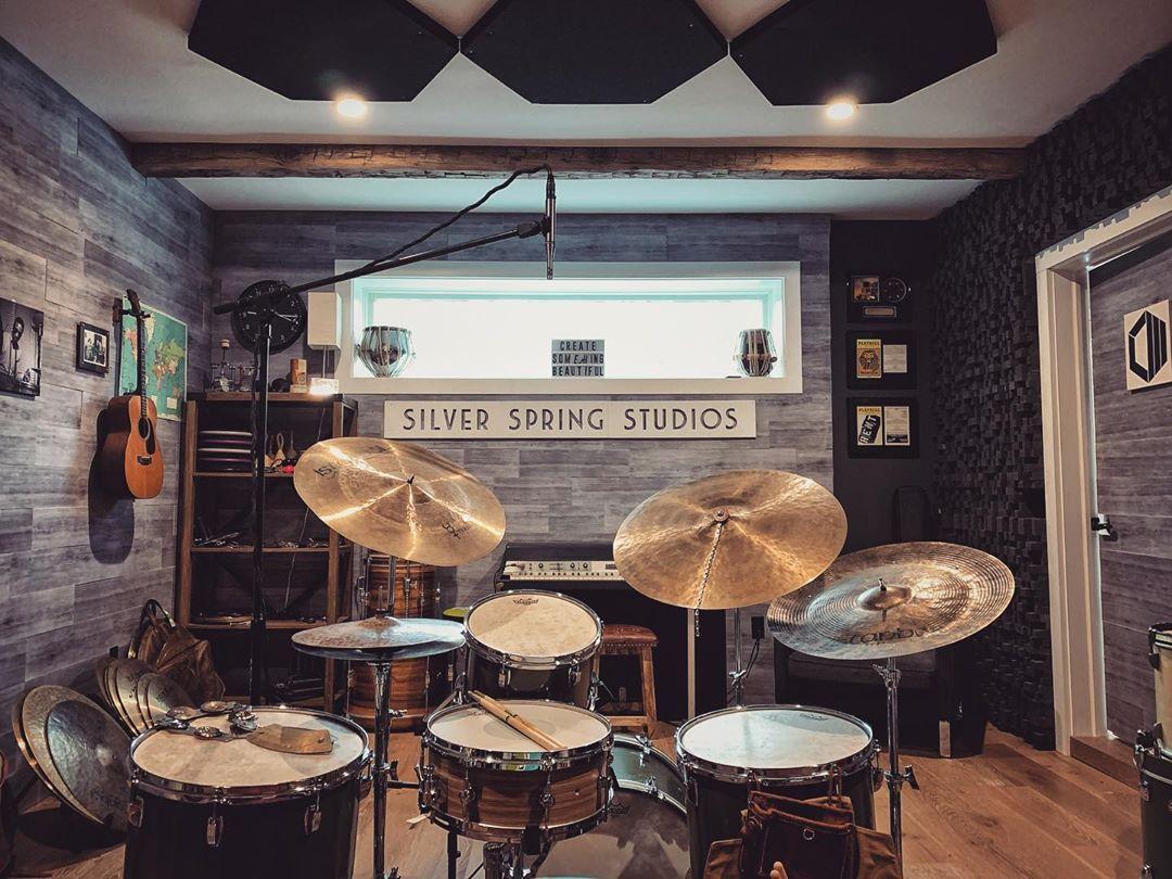 Carter McLean Studio Sign