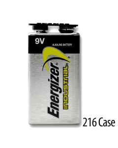 3 cases of 6 inner packs of 12 capped batteries
