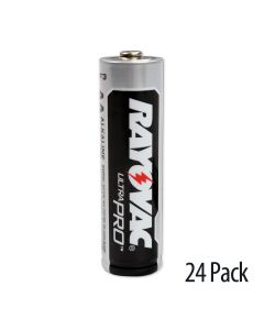 Rayovac AA Ultra Pro Contractor pack of 24 batteries
