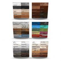 AcoustiWood® Acoustic Wood Alternative Planks Swatch Sample Packs