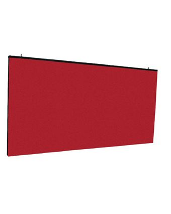 Fabric Acoustic Ceiling Baffles Small Image