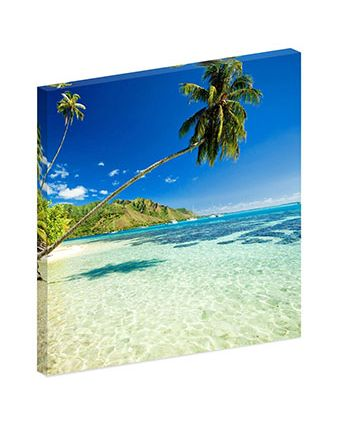 Tropical Landscapes Acoustic Image Panels Small Image
