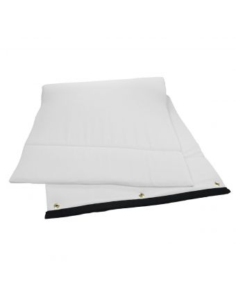 Clearance isolé® Sound Barrier Sheets - Snow