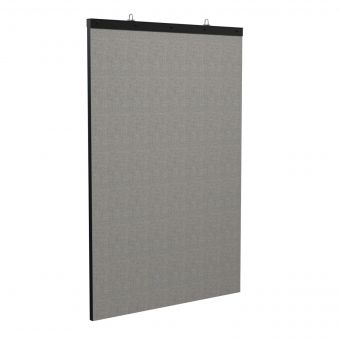 Fabric Acoustic Partitions - Hanging Room Dividers - FR701