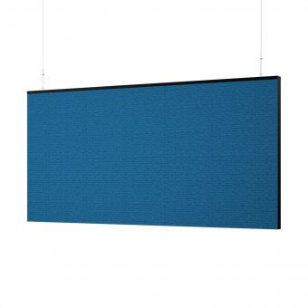 Fabric Acoustic Ceiling Baffles - Synopsis